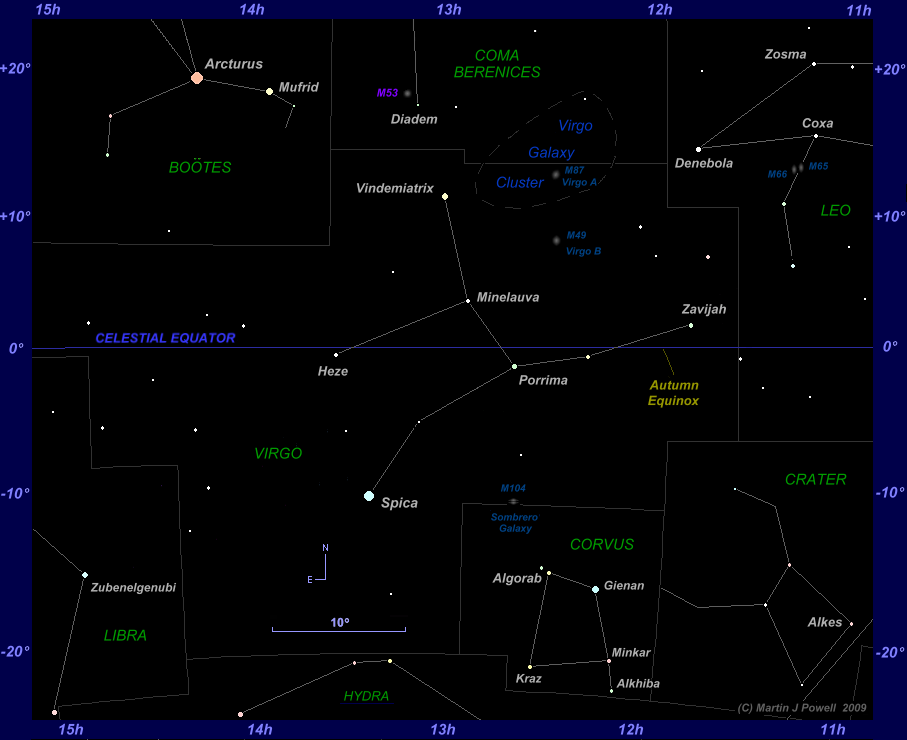 virgo-star-map