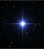 כוכב השבת סיריוס (SIRIUS) – ממוקם ב-05' 14 מעלות בסרטן