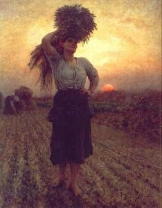 Jules-Breton-Harvesters