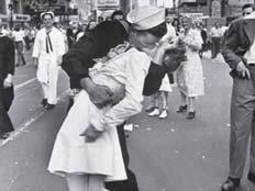 סוף המלחמה 1945 בניו יורק