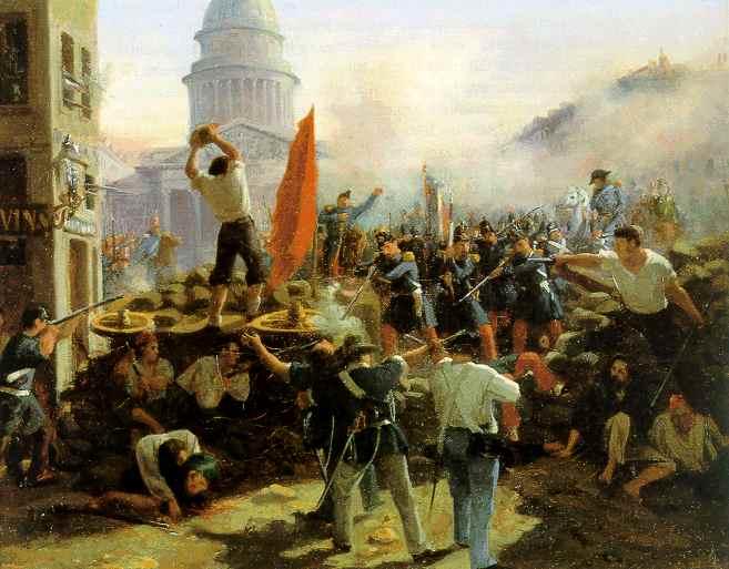 מהומות בפריז 1848