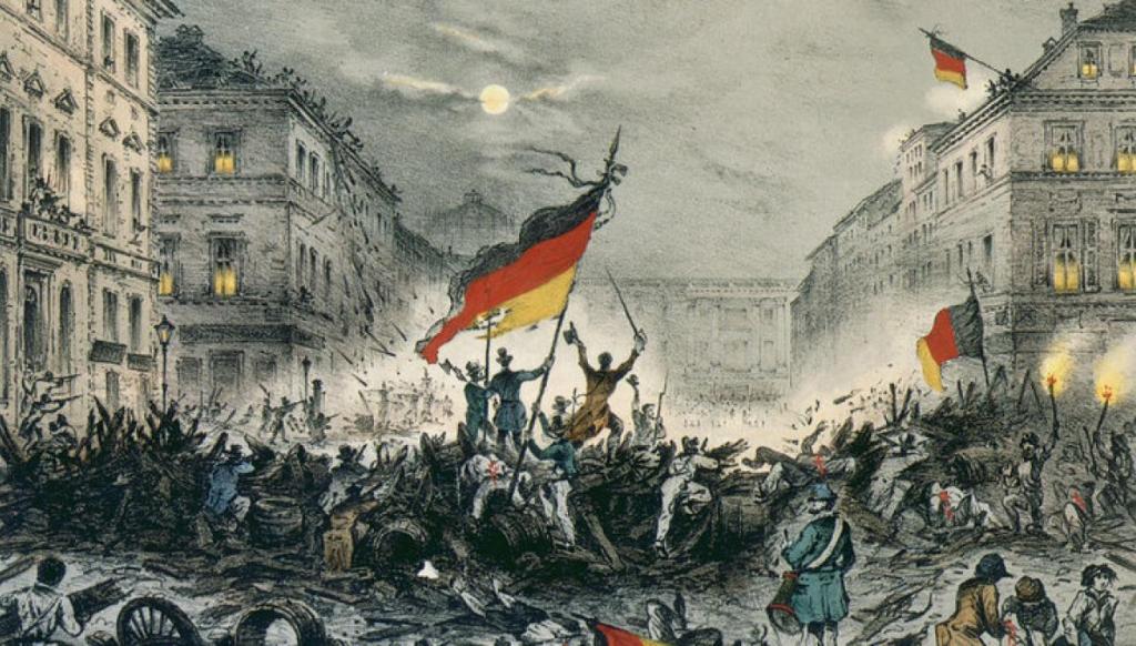 מרד בברלין באביב העמים 1848
