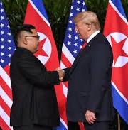 הורוסקופ המפגש בין טראמפ לקים.